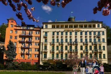 Central Interhotel 4*(Чехия, Карловы вары)