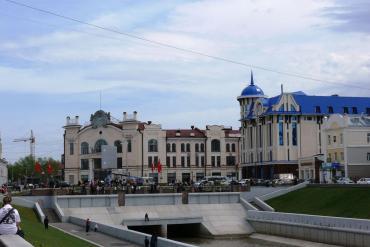 Томская область, Общие виды