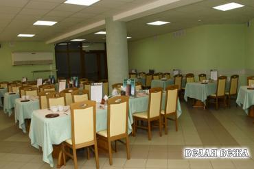 Малый обеденный зал
