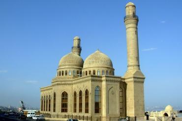 Mosque biby heybat