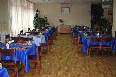 Санаторий Киев, Питание