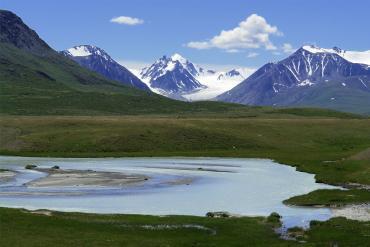 Сибирь, Общие виды