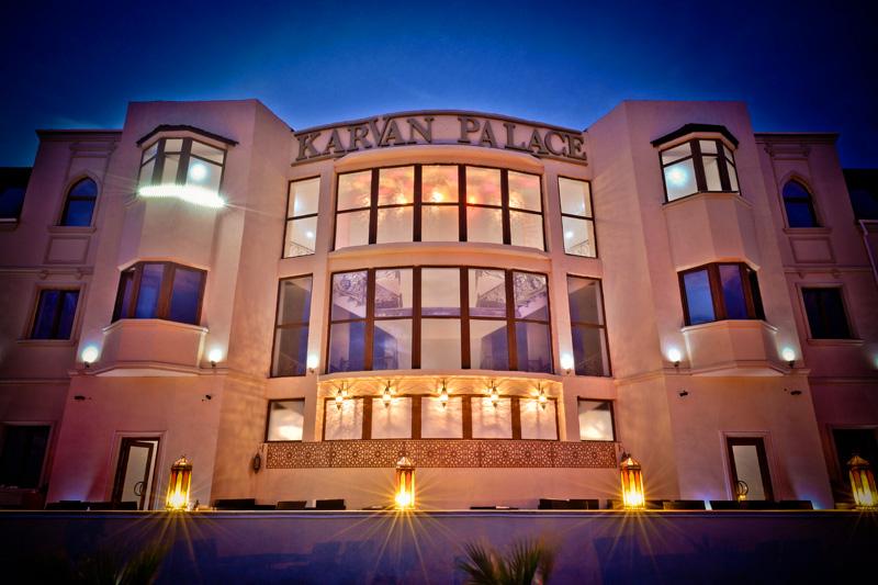 Karvan Palace, азербайджан