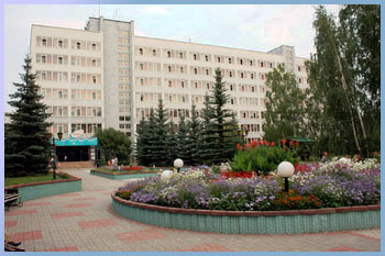 Санаторий Урал, Общие виды