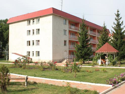 санаторий Дубрава, Орловская область