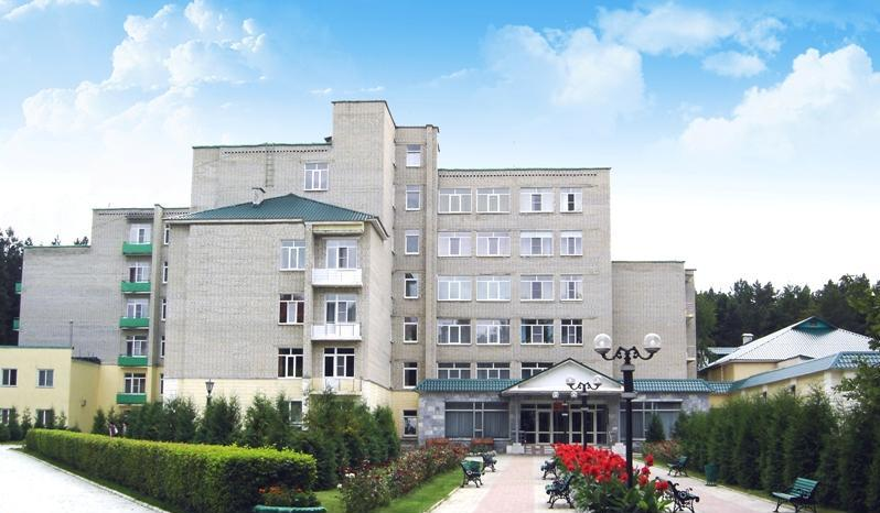 Санаторий Мокша